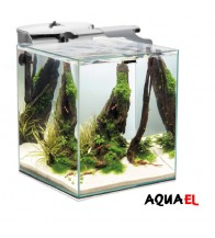 AQUAEL ACUARIO COMPLETO SHRIMP BLANCO DUO 35