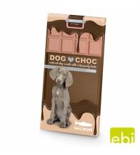 NEW EBI DOG CHOC SALMON