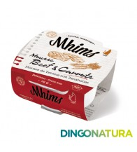 DNG MHIMS CAT MOUSSE TERNERA CON ZANAHORIAS 70 G   FDS