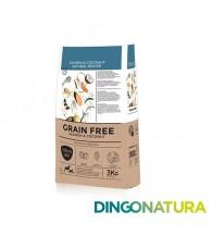 DNG NATURA DIET GRAIN FREE SALMON & COCONUT 3 KG