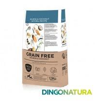 DNG NATURA DIET GRAIN FREE SALMON & COCONUT 12 KG