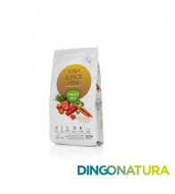 DNG NATURA DIET FISH & RICE 500 MINI GR